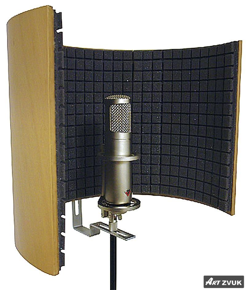Акустический экран для микрофона своими руками видео 146